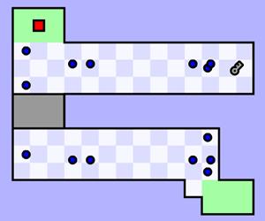 Worlds hardest game speedrun